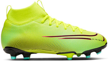 Nike ZapatillaSUPERFLY 7 ACADEMY MDS FGMG Amarillo