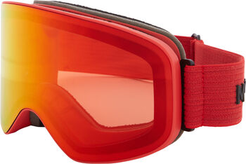 McKINLEY Máscara Ski Flyte Revo Rojo