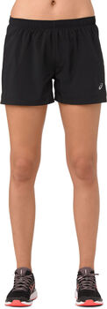 ASICS SILVER 4IN SHORT mujer