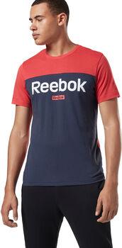 Reebok Camiseta TE BL SS TEE hombre