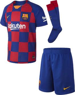 Kit Dri-FIT Breathe FC Barcelona HomeLittle