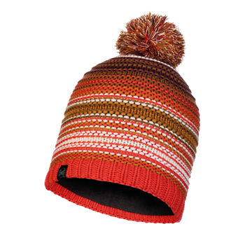 Buff  KNITTED & POLAR HAT NEPER BRIG