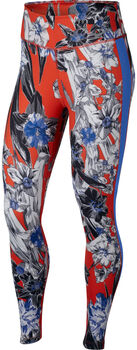 Nike All-In Women's Printed Training Tights  mujer Naranja