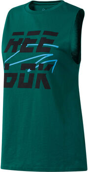 Reebok Camiseta WOR MYT  MUSCLE hombre