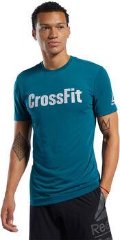 Reebok Camiseta Manga Corta Crossfit Read hombre