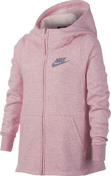 Nike Sportswear sudadera con cremallera  Rojo
