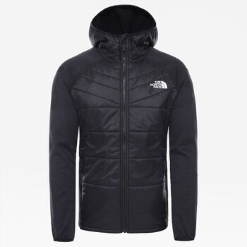 The North Face Sudadera Arashi III Insulated Hybrid hombre Negro