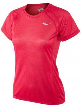 Saucony Camiseta Hydralite Sleeve mujer