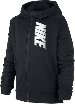 Nike Sudadera Dry Fleece Gfx niño Negro