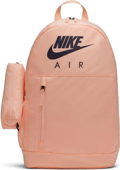 Nike Mochila Eletal Naranja