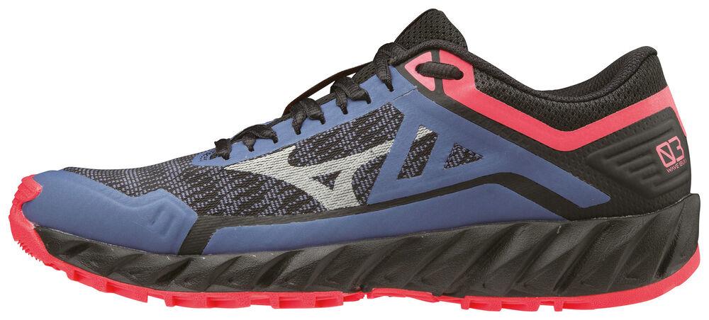 Mizuno - Zapatillas running WAVE IBUKI 3 (W) - Mujer - Zapatillas Running - 37