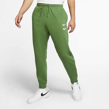 Nike Pantalón Sportswear Swoosh Men's F hombre Verde
