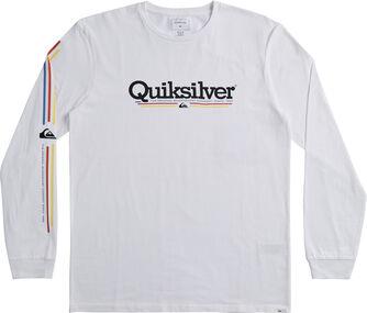 Camiseta Manga Larga Tropical Lines