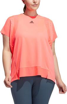 adidas Camiseta Manga Corta Heat mujer