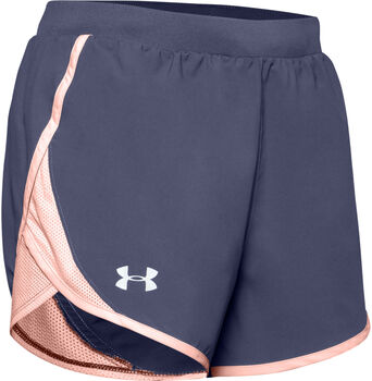 Under Armour W UA Fly By 2.0 Short mujer Azul