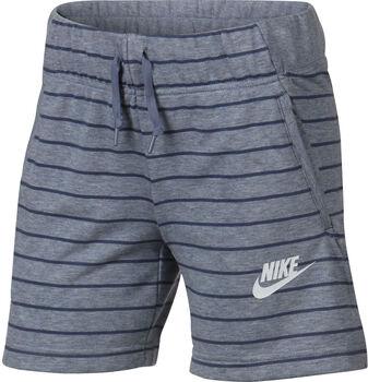 Nike Pantalones cortos Sportswear niña Azul