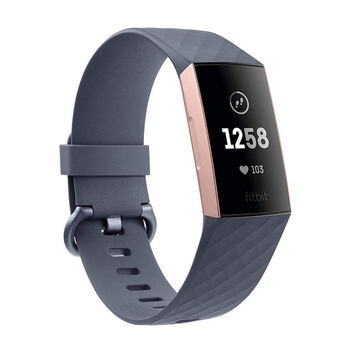 Fitbit Charge 3 mujer