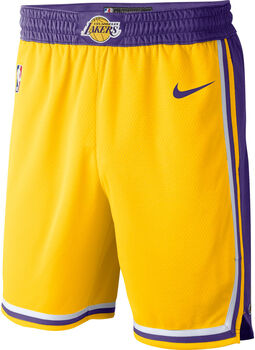 Nike Los Angeles Lakers Icon Edition Swingman NBA hombre Amarillo