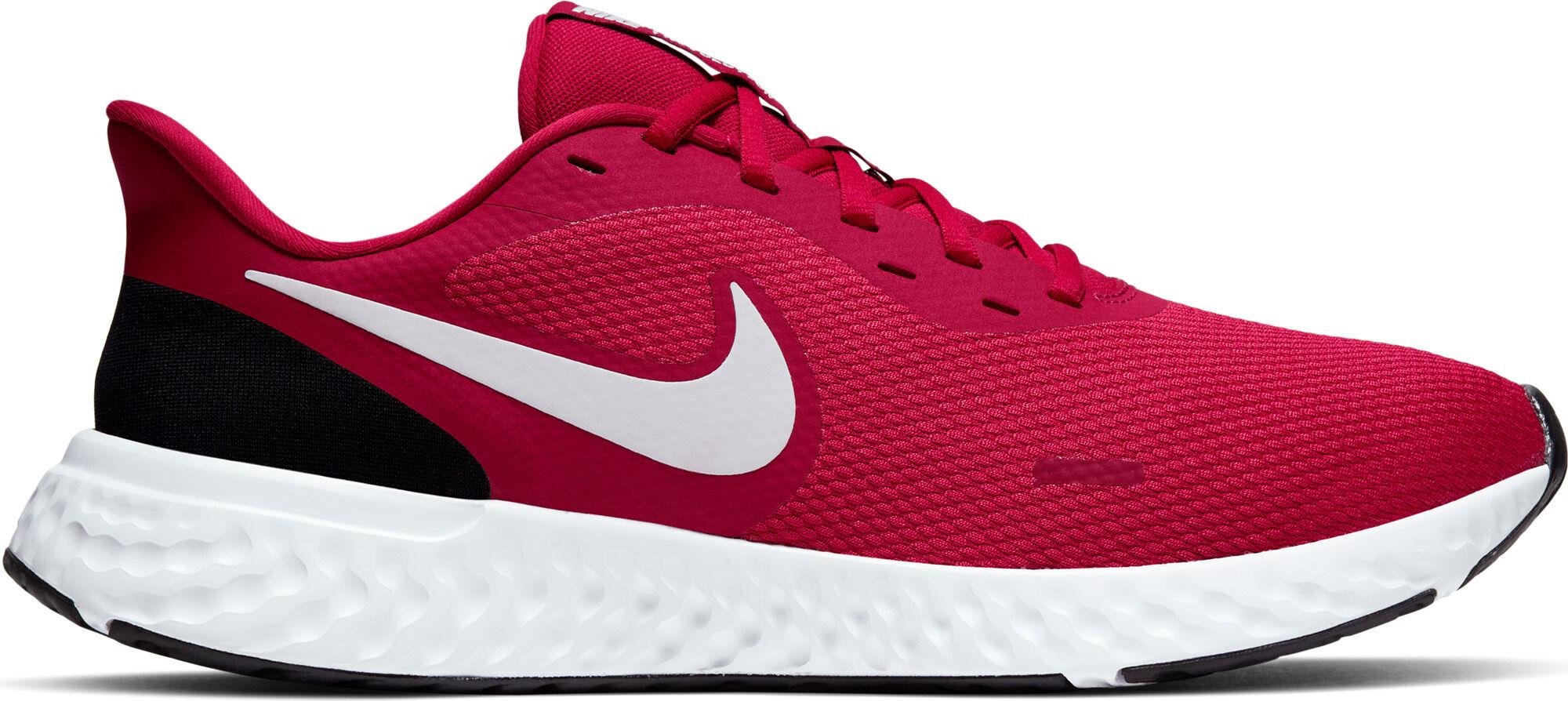 Nike - Zapatilla REVOLUTION 5 - Hombre - Zapatillas Running - Rojo - 7dot5