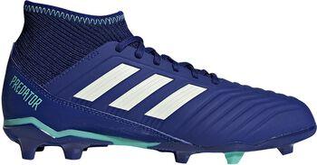 Botas fútbol adidas Predator 18.3 FG Niños Azul