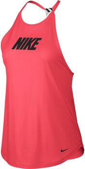 Nike Camiseta de entrenamiento Graphic mujer Naranja