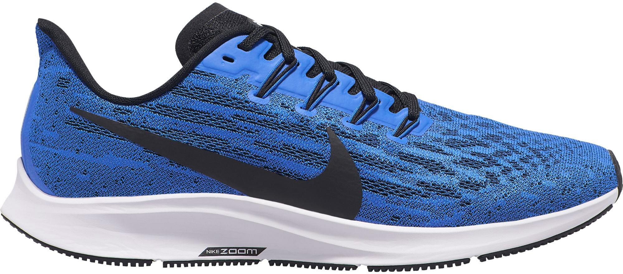 Zapatillas Hombre Nike Zoom Pegasus 36 Azul VoisPlata