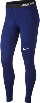 Nike malla JDI mujer Azul