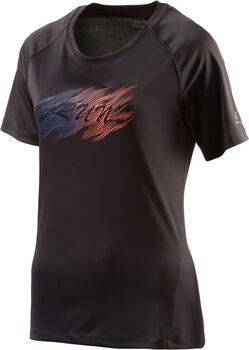PRO TOUCH Bonita wms Camiseta Manga Corta Running mujer Negro
