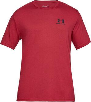 Camiseta de manga cortaSportstyle Left Chest para hombre