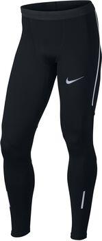 Men's Nike Tech Running Tights hombre Negro
