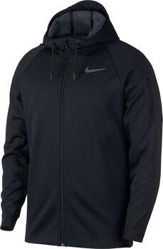 Nike SudaderaNK THRMA SPHR JKT HD FZ hombre Negro