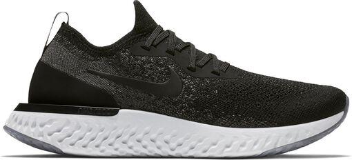 Nike - Wmns Nike Epic React Flyknit - Mujer - Zapatillas running - Negro - 38