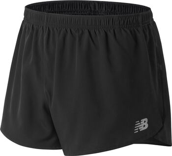New Balance Accelerate 3 Inch Split Short hombre