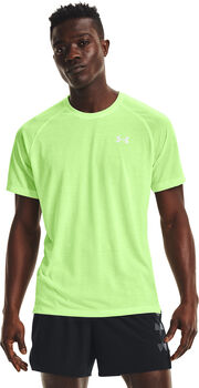 Under Armour Camiseta de manga corta UA Streaker Run para hombre