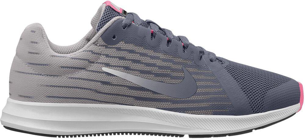 Nike - Downshifter 8 (GS) Junior - Unisex - Zapatillas Running - Gris - 35dot5