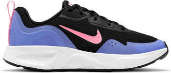Nike Zapatillas WearAll Day niño Negro