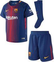 Nike FCB Lk Nk Brt KIT HM Niños Azul