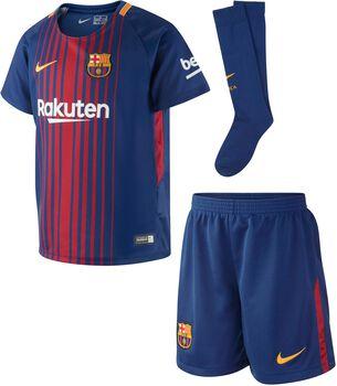 Nike Conjunto fútbol FC Barcelona  LK BRT KIT HM Azul