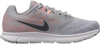 Nike Wmns Zoom Span 2 Mujer Gris