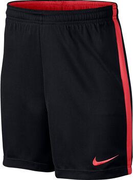 Short fútbol Nike Dry Academy Junior niño Negro