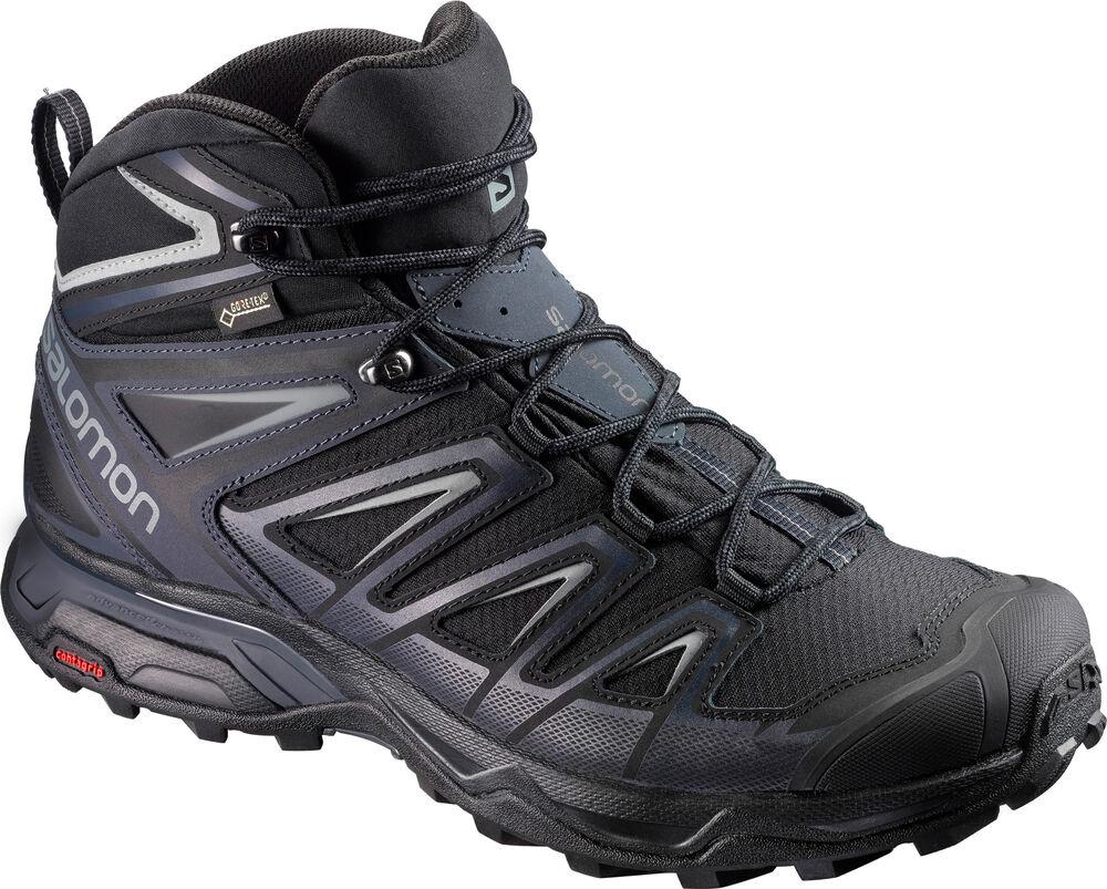 Salomon - X ULTRA 3 MID GTX® - Hombre - Zapatillas trekking y senderismo - 41¹/3