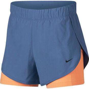 Nike  FLX 2IN1 SHORT WOVEN mujer