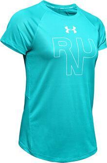 Camiseta m/c Qlifier RUN Short Sleeve