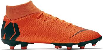 Botas fútbol Nike Mercurial Superfly 6 Academy MG Naranja