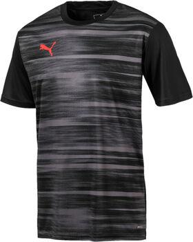 Puma Camiseta m/c ftblNXT Graphic Shirt Core hombre Negro
