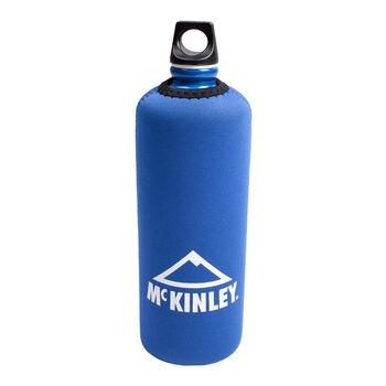 McKINLEY Botella Aluminio Neopreno 1L