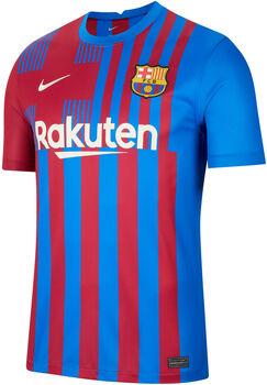 Nike Camiseta Primera Equipación Fc Barcelona 2021/22 Azul