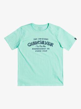 Quiksilver Camiseta Manga Corta Wilder Mile