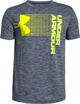 Under Armour Camiseta UA Crossfade para niño Azul