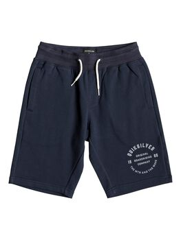 Quiksilver Everyday - Short de Felpa para Chicos 8-16 niño